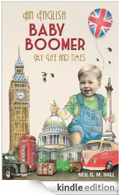 Buy An English Baby Boomer for your Kindle on Amazon